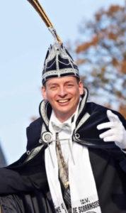 2011-2016 Prins Pierre ll Pieter Verdaasdonk